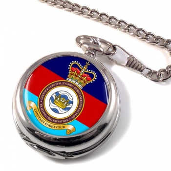 Defence Survival Evasion Resistance Extraction Training Organisation Pocket Watch
