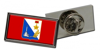 Sevastopol Flag Pin Badge