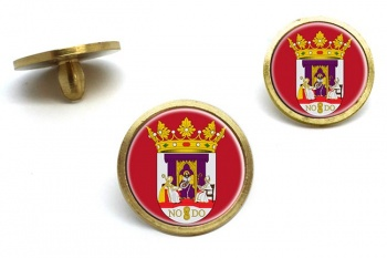 Seville Sevilla (Spain) Golf Ball Marker