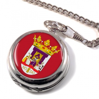 Seville Sevilla (Spain) Pocket Watch
