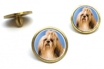 Shih Tzu  Golf Ball Marker Set