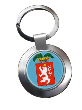 Siena (Italy) Metal Key Ring