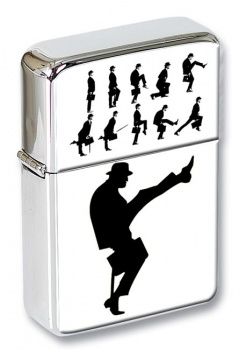 Ministry of Silly Walks Flip Top Lighter