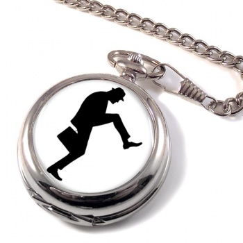 Ministry of Silly Walks Pocket Watch