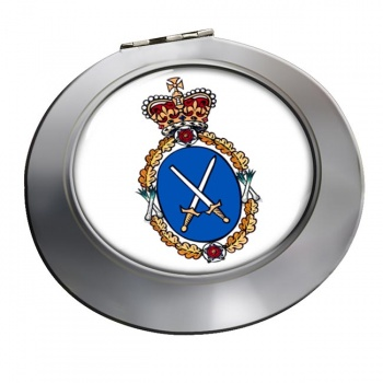 High Sheriff Chrome Mirror