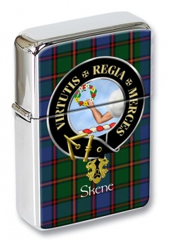 Skene Scottish Clan Flip Top Lighter