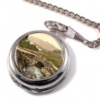 Ashness Bridge Skiddaw Pocket Watch