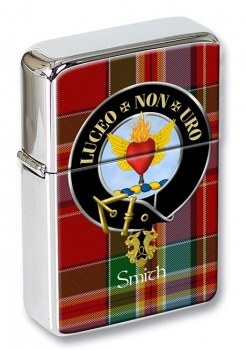 Smith Scottish Clan Flip Top Lighter