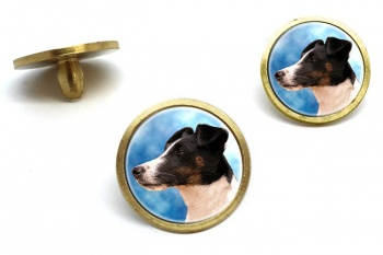 Smooth Fox Terrier  Golf Ball Marker Set