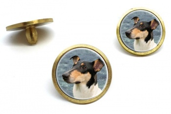 Smooth Collie  Golf Ball Marker Set