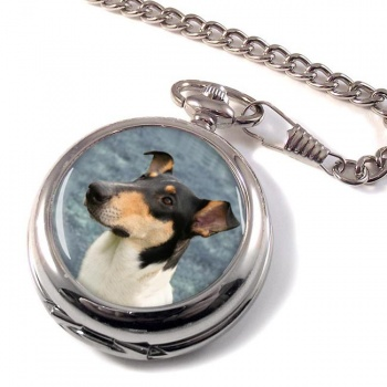 Smooth Collie Pocket Watch