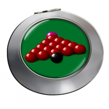Snooker Chrome Mirror