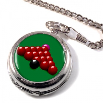 Snooker Pocket Watch