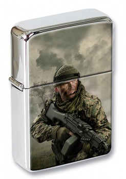 Special Forces Flip Top Lighter
