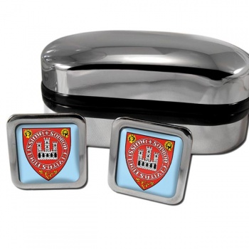 Sopron Square Cufflinks