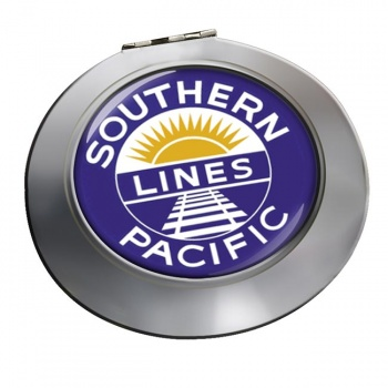 Southern Pacific Chrome Mirror