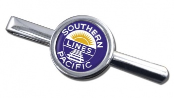 Southern Pacific Tie Clip