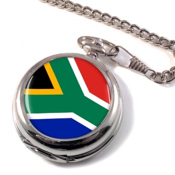 South Africa Pocket Watch