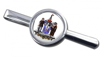 Southend-on-Sea (England) Round Tie Clip