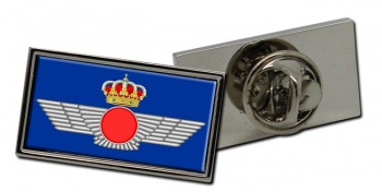 Spanish Air Force (Ejército del Aire) Rectangle Pin Badge