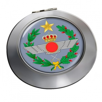 Spanish Air Force (Ejército del Aire) Chrome Mirror