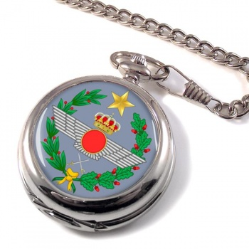 Spanish Air Force (Ejército del Aire) Pocket Watch