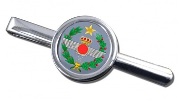 Spanish Air Force (Ejército del Aire) Round Tie Clip