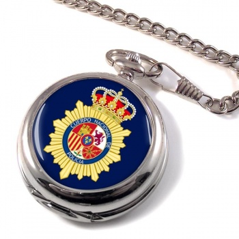 Cuerpo Nacional de Polici�a Pocket Watch