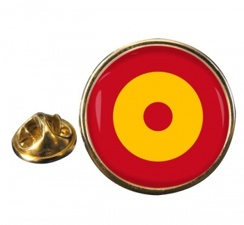 Ejé�rcito del Aire Roundel (Spanish Air Force) Round Pin Badge