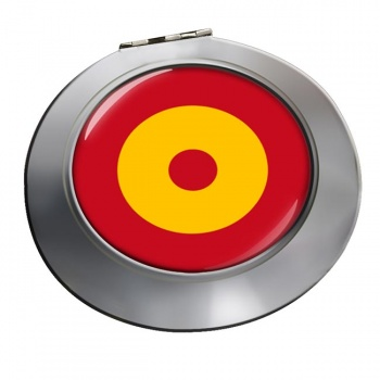 Ejército del Aire Roundel (Spanish Air Force) Chrome Mirror