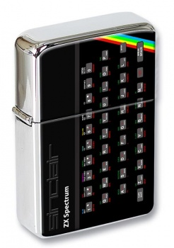Spectrum Flip Top Lighter