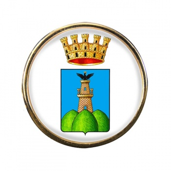 La Spezia (Italy) Round Pin Badge