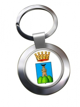 La Spezia (Italy) Metal Key Ring
