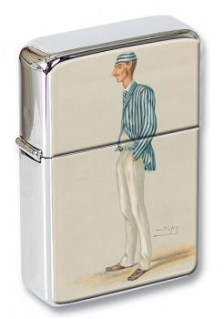 Spofforth The Deamon Bowler Flip Top Lighter