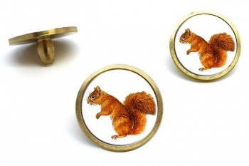 Squirrel  Golf Ball Marker Set