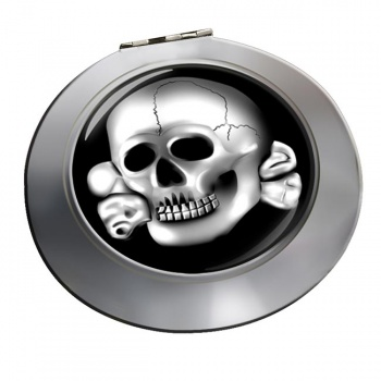 SS-Totenkopfverbände Chrome Mirror