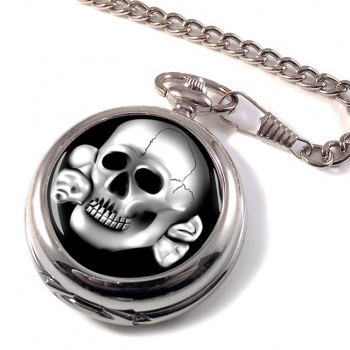 SS-Totenkopfverbände Pocket Watch