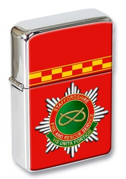 Staffordshire Fire and Rescue Flip Top Lighter