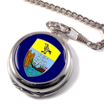 Saint Helena Pocket Watch