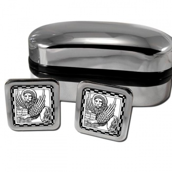 Lion of St. Mark Square Cufflinks