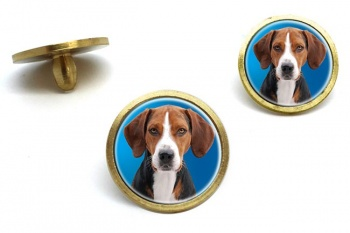 Hamilton Hound Golf Ball Marker Set