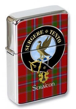 Straiton Scottish Clan Flip Top Lighter