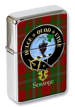 Strange Scottish Clan Flip Top Lighter