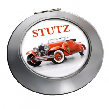 Stutz Convertable Chrome Mirror