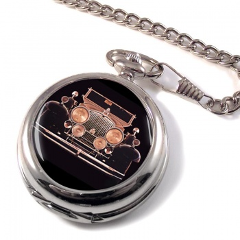 Stutz Vertical Eight SV-16  Pocket Watch