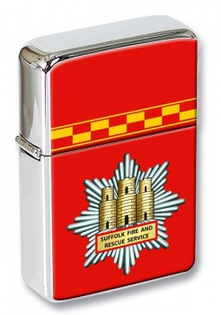 Suffolk Fire and Rescue Flip Top Lighter