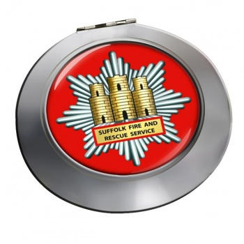 Suffolk Fire and Rescue Chrome Mirror
