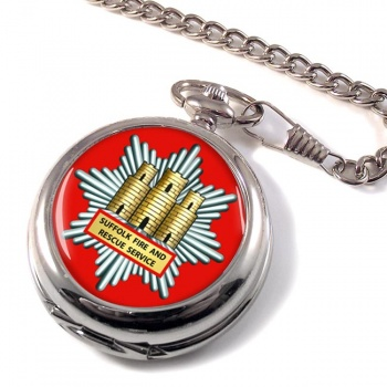 Suffolk Fire and Rescue Pocket Watch