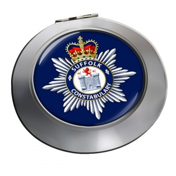 Suffolk Constabulary Chrome Mirror