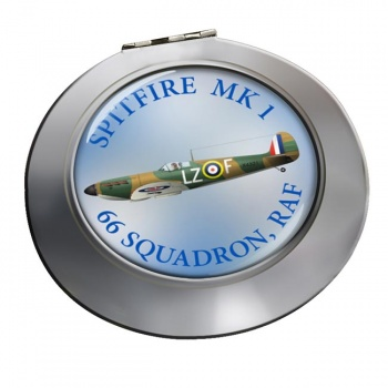Spitfire Chrome Mirror
